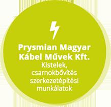 fobb referenciak modositas\Prysmian Magyar Kábel Művek Kft. STEP 0 projekt - csarnokbővítés szerkezetépítési munkálatok
